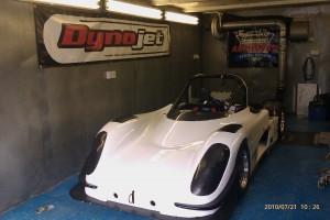 Ginetta sports cars