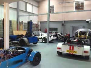 Motorcycle & Kit Car Power Commander Workshop veiw